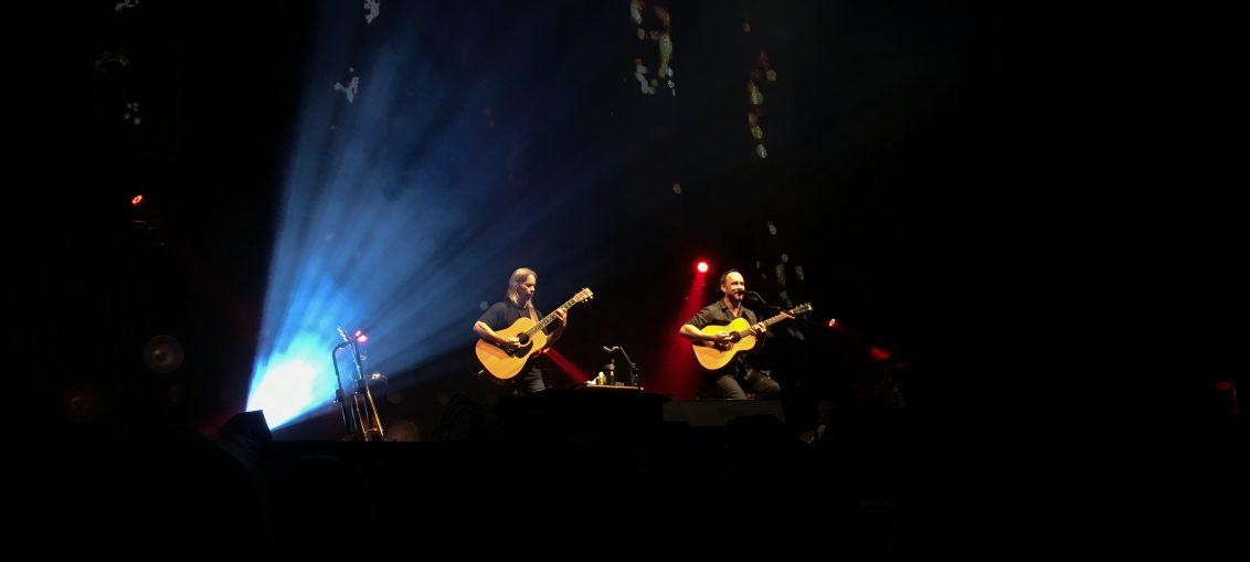 Dave Matthews og Tim Reynolds live i Royal Arena